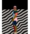 Dessin digital WE DON'T KNOW EACH OTHER de Stéphane Franck Berthelot