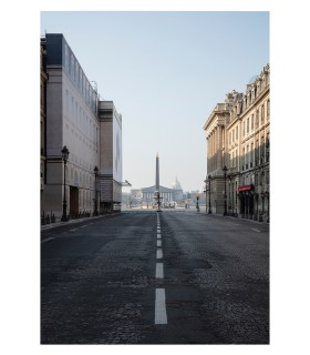 Paris Silence by Stephane Gizard