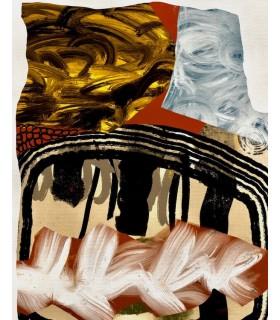 Composition digitale VIII de Stéphane Franck Berthelot