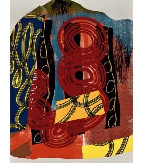 Composition digitale VI de Stéphane Franck Berthelot
