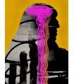 "Digital collage ""Rossy"" by Stéphane Franck Berthelot"