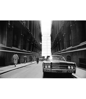 Photo Noir et Blanc de New York par Claude Guillaumin