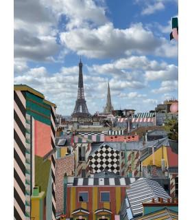 Paris Memphis 2021 Tour Eiffel par Stéphane Franck Berthelot