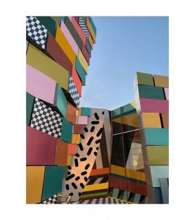 Memphis 2021 Luma-Memphis Tower (Arles) by Stéphane Franck Berthelot