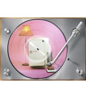 Vinyle The Cure par Kai Schäfer