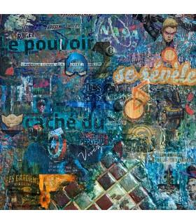 """Collage """"Le Pouvoir"""" par Flavie Bébéar"""