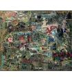 """Collage """"Guerre"""" par Flavie Bébéar"""