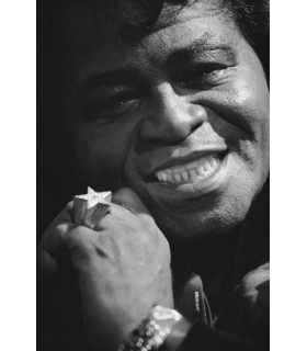 James Brown by Richard Melloul