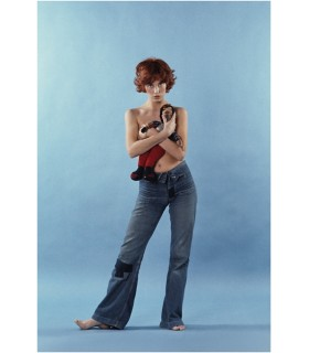 Photographie de Melody Nelson par Tony Frank
