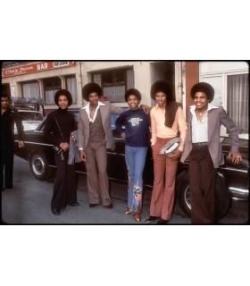 Les Jackson Five by Jacques Benaroch