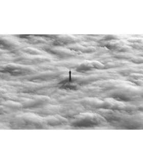 Photo d'art de la Tour Eiffel par Elodie Grégoire
