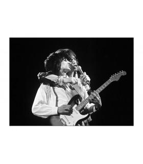 Photo des Rolling Stones en concert par Jacques Benaroch