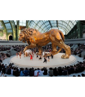 Défilé Chanel au Grand Palais by Jacques Benaroch