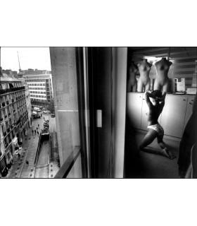 Photo des dessous de la lingerie par Jean-Michel Turpin