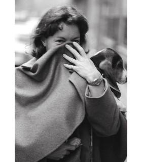 Romy Schneider by Francis Apesteguy