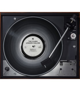 Vinyl The Clash London Calling by Kai Schäfer