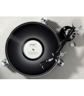 Photographie du Vinyle New Order - Substance par Kai Schäfer