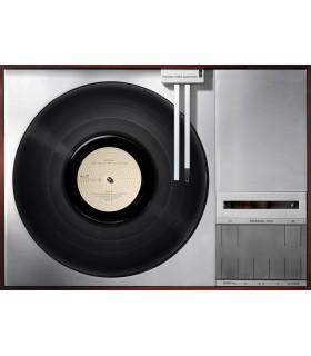Vinyle Sting The Best of 25 years par Kai Schäfer