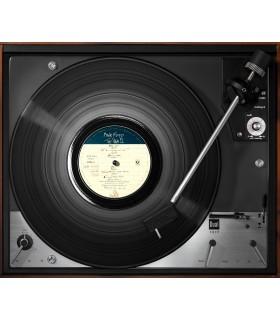 Vinyl Pink Floyd The Wall by Kai Schäfer
