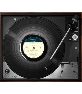 Vinyle Pink Floyd The Wall par Kai Schäfer