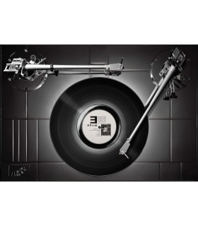 Photography of the Vinyl Eminem - The Marshall Mathers LP by Kai Schäfer