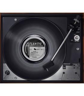 Vinyle AC/DC Back in Black par Kai Schäfer