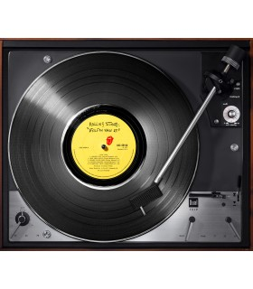 Vinyl The Rolling Stones Exile on Main Street by Kai Schäfer