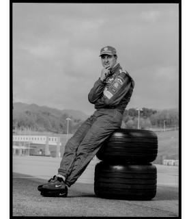 Photo de Michael Schumacher par François Darmigny