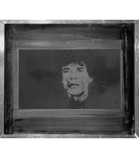 Mick Jagger by Etienne Chognard