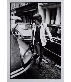 Mick Jagger by Michel Giniès