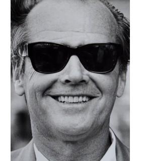 Portrait de Jack Nicholson by Michel Giniès
