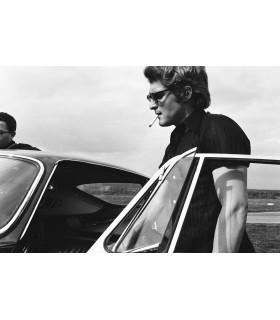 Christophe en 1968 by Tony Frank