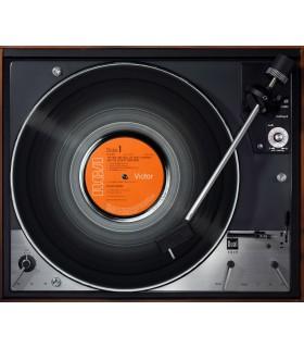 """David Bowie """"Ziggy Stardust"""" by Kai Schäffer"""