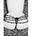 Liza Zebra par Claude Guillaumin