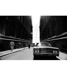 Financial District New York 1969