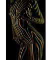 Sun Lineogram by Dani Olivier