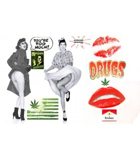 Marijuana by Claude Guillaumin