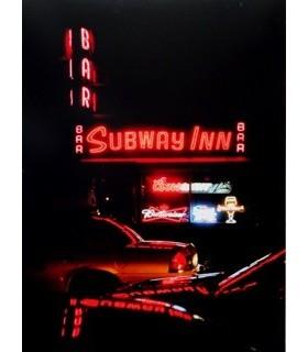 Subway Inn by Michel Giniès
