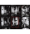 Mick Jagger contact sheet by Michel Giniès