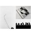 Livre photo Proxemics par Renato d'Agostin