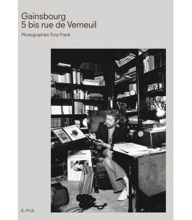 Book pictures Gainsbourg 5 bis rue de Verneuil