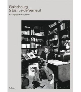 Livre Photo Gainsbourg 5 bis rue de Verneuil