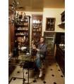 Serge Gainsbourg dans sa cuisine par Tony Frank