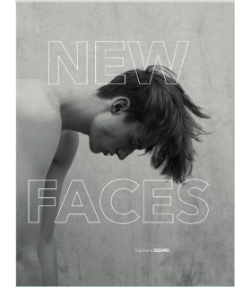 Livre photo NEW FACES par Stéphane Gizard