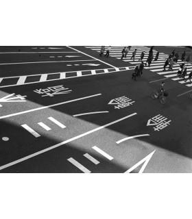 Photo d'un passage piéton à Tokyo par Thierry Clech