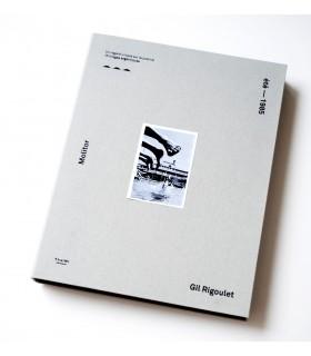 Livre d'art Molitor Eté 1985 par Gil Rigoulet