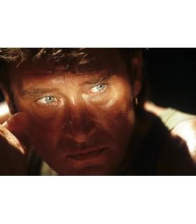 Portrait de Johnny Hallyday par Tony Frank