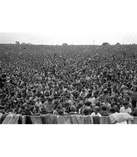 Woodstock 1969 by Baron Wolman