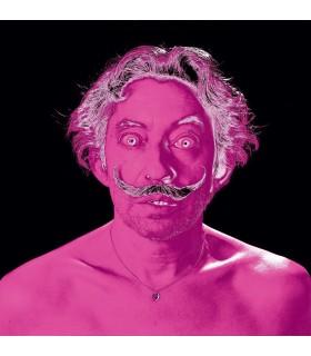 GAINSBOURG-DALI Pink by Roberto Battistini