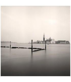 Photographie noir et blanc de Venise San Giorgio par Kasra